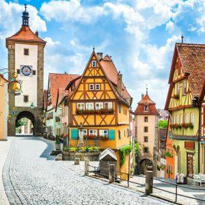 Rothenburg Od Der Tauber